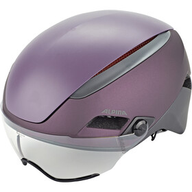 Alpina Altona M Casco, nightshade